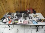 Lot: A7471 - VIDEO GAME CONSOLES, GAMES, & MORE