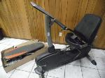 Lot: A7478 - EDGE RECUMBENT BIKE & INVERSION TABLE