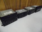 Lot: A7479 - GROUP OF (4) CAR RECEIVERS