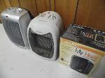 Lot: A7488 - GROUP OF (3) SPACE HEATERS
