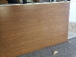 Lot: 1.BE - Conference Table, (16) Chairs & Partitions
