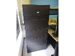 Lot: 15&16.BE - (7) Chairs, (2) File Cabinets & (6) Partitions