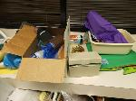 Lot: 17&18.BE - Holiday Decorations & Misc. Child Care Items