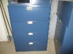 Lot: 34.SP - File Cabinets, Desks, Table, Hutch, End Table