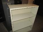 Lot: 41&42.SP - (8) File Cabinets, Metal Shelf, (10) File Cabinets, Wood Shelf & Wood Table