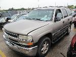 Lot: 1810033 - 2002 CHEVY TAHOE SUV - *KEY