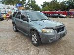 Lot: B-1 - 2005 FORD ESCAPE SUV - KEY / STARTED
