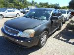 Lot: B-12 - 2007 FORD 500 - KEY / STARTED