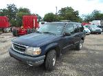 Lot: B-28 - 2001 FORD EXPLORER SUV - KEY / STARTED