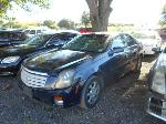Lot: B-46 - 2007 CADILLAC CTS - KEY / STARTED