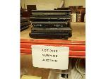 Lot: 2843 - (5) LAPTOPS