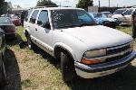 Lot: 029 - 1999 CHEVY S10 BLAZER SUV