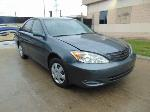 Lot: B8070709 - 2002 TOYOTA CAMRY LE