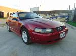 Lot: B8070779 - 2003 FORD MUSTANG