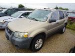 Lot: 15-137656 - 2007 FORD ESCAPE SUV - RUNS / KEY