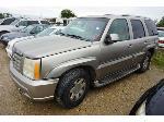 Lot: 24-138968 - 2002 CADILLAC ESCALADE SUV - KEY