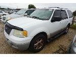 Lot: 28-136548 - 2003 FORD EXPEDITION SUV - RUNS / KEY