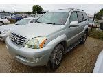 Lot: 29-136889 - 2003 LEXUS GX 470 SUV - RUNS / KEY