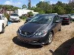 Lot: 83680 - 2015 HONDA CIVIC