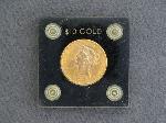 Lot: 326 - 1901 TEN DOLLAR GOLD PIECE