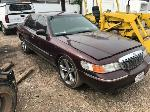 Lot: 07 - 2000 Mercury Grand Marquis - Key / Starts