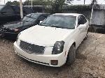 Lot: 1505 - 2007 Cadillac CTS - Key / Runs