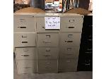 Lot: 2005 - (8) File Cabinets
