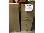 Lot: 2006 - (2) Fire Proof File Cabinets
