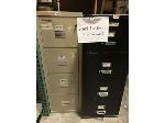 Lot: 2009 - (2) Fire Proof File Cabinets
