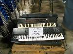 Lot: 710 - (9 APPROX) MUSIC KEYBOARDS