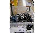 Lot: 719 - CORD AND CABLES, COMPUTER KEYBOARDS, MOUSE AND SPEAKERS