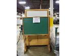 Lot: 720 - CHALK BOARD AND DRY ERASE BOARDS