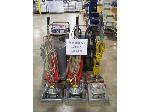 Lot: 723 - (8) COMMERCIAL VACUUMS AND WET DRY