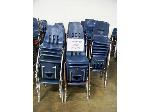 Lot: 729 - (165 APPROX) MIDDLE SIZES CHAIRS