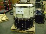 Lot: 19-021 - (8) Assorted Drums