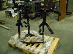 Lot: 19-023 - (3) Tuba Stands