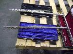 Lot: 19-031 - (3) Flutes