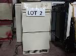 Lot: 1&2 - G.E. Microwave & Kitchen Aide Ice Maker