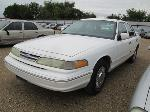Lot: 1029-8 - 1997 FORD CROWN VICTORIA