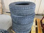 Lot: 1853 - (4) Tires