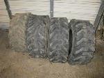 Lot: 1854 - (4) Skid Loader Tires