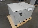 Lot: 187 - (2) Schwab 5000 Trident Safes