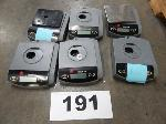 Lot: 191 - Small Electronics: Scales, Chargers, Cameras