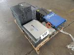 Lot: 197 - Network Hardware: Switches, Vector Monitor