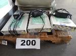 Lot: 200 - Printer & Phone Network Hardware