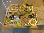 Lot: 153 - ZZ #1647 - TRACTOR PARTS: BEARINGS, COLLERS, WASHERS