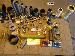 Lot: 156 - ZZ #1650 - PLUMBING AND ELECTRICAL REPAIR PARTS
