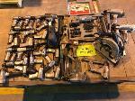 Lot: 161 - ZZ #1655 - TOOLS: STAPLE GUNS, PNEUMATIC HAMMERS