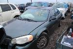 Lot: 56715.FWPD - 2004 CHRYSLER SEBRING - KEY