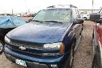 Lot: RL 54529.FWPD - 2003 CHEVY TRAILBLAZER SUV - KEY / STARTS